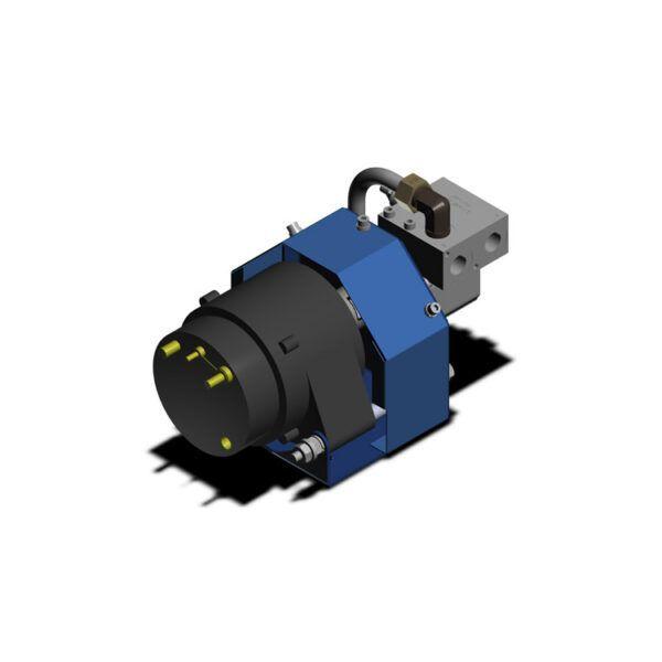 Dynaset hydraulisk generator HG 1-2 jævnstrømsgenerator produktbillede