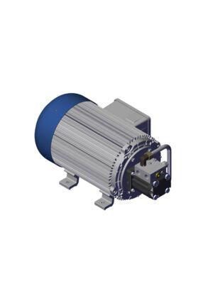 Dynaset hydraulisk generator HG 15,1 IP54 produktbillede