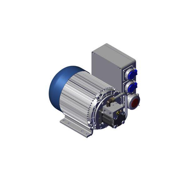 Dynaset hydraulisk generator HG 4,1-12,1 serie produktbillede