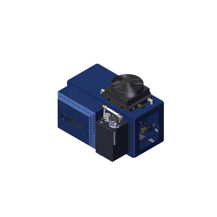 Dynaset hydraulisk generator HGV Power Box 15-20 serie produktbillede