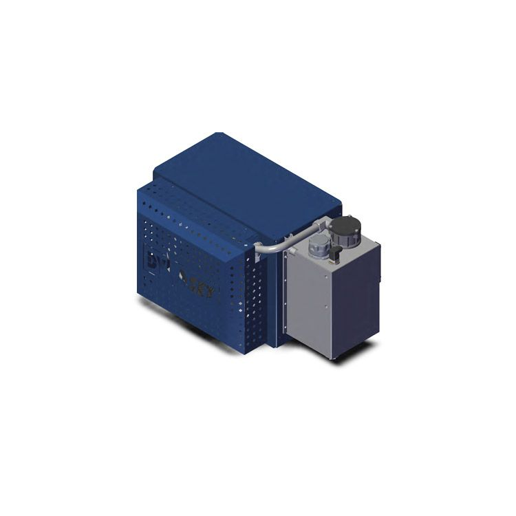 Dynaset hydraulisk generator HGV Power Box 3,5-10 serie produktbillede