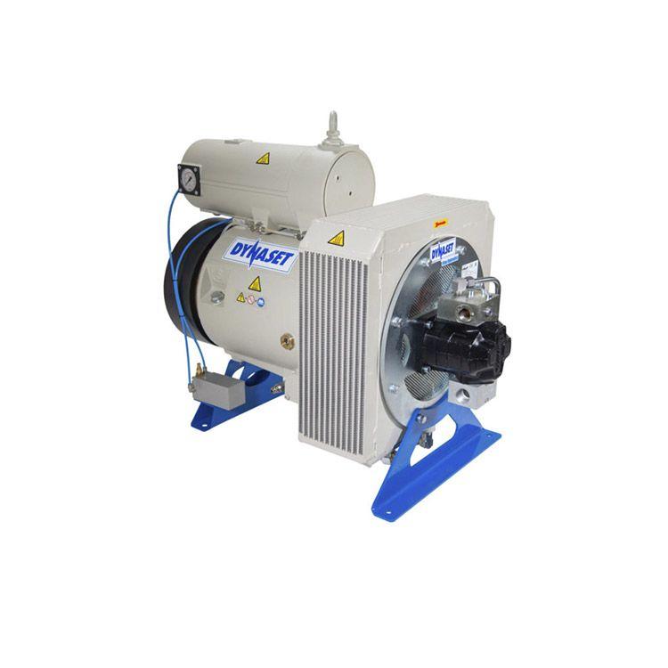 Dynaset hydraulisk lamelkompressor HKL 4100-113-5000-135 serie produktbillede