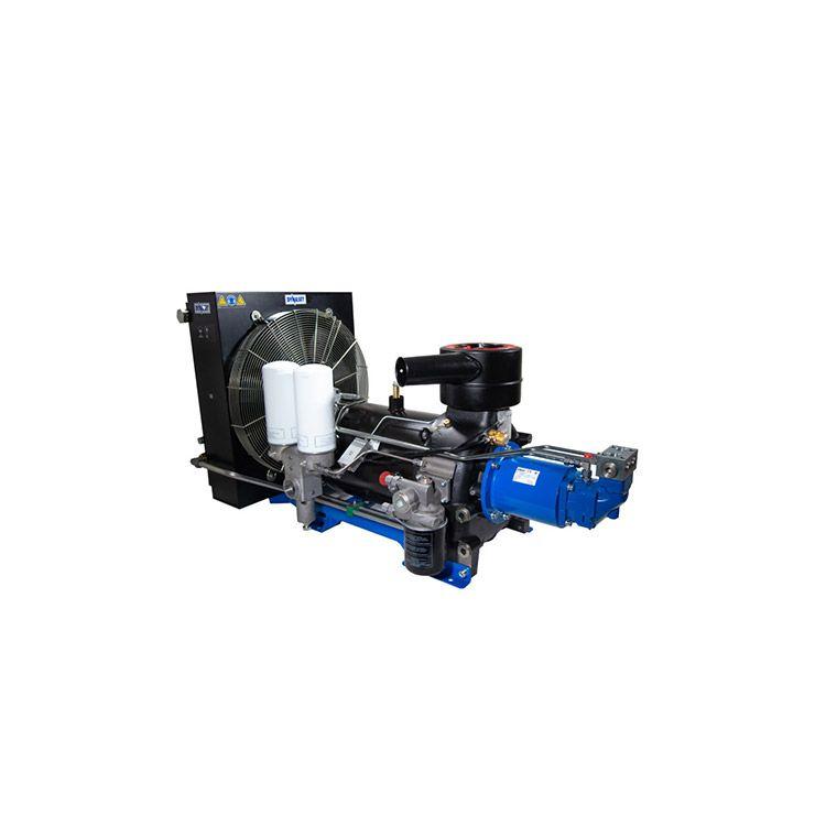 Dynaset hydraulisk skruekompressor HKR 11000-184-11000-270 serie produktbillede