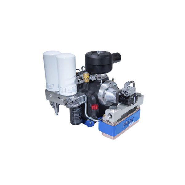Dynaset hydraulisk skruekompressor HKR 5000-137 produktbillede