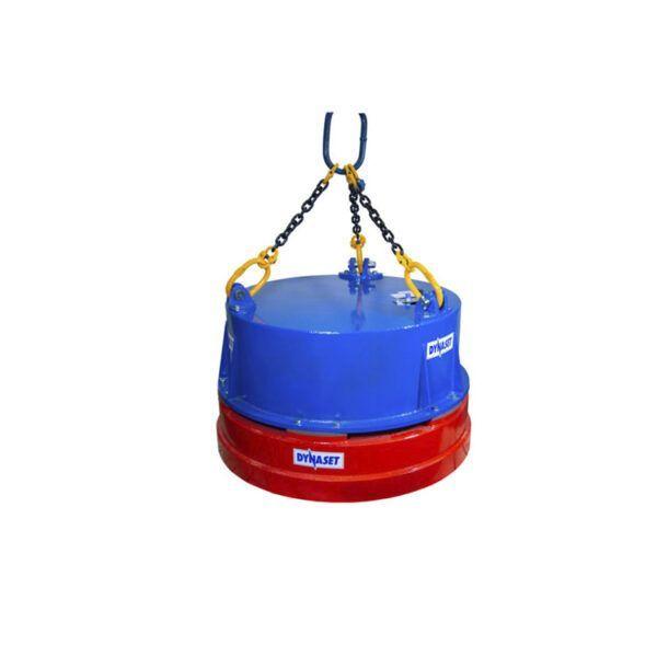 Dynaset hydraulisk magnet HMAG PRO 1200-49-1400-59 serie produktbillede