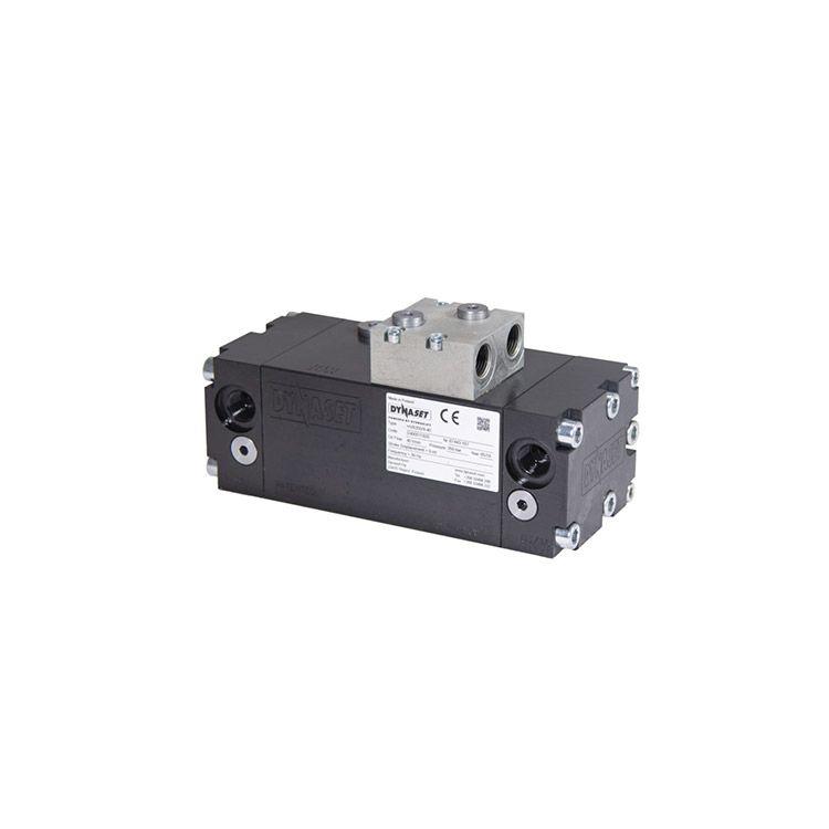 Dynaset hydraulisk ventilblok til vibration HVB 350 9-40-350 27-80 serie produktbillede