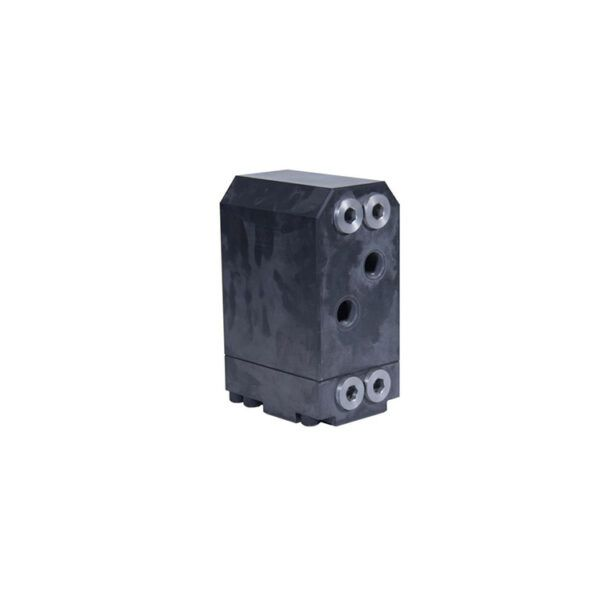 Dynaset hydraulisk ventilblok til vibration HVD 70 35-100 serie produktbillede