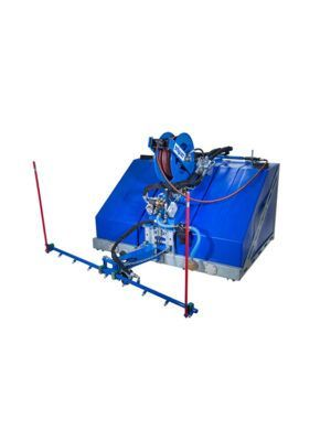 Dynaset hydraulisk højtryksrenser til rensning af vej KPL-L-200 produktbillede