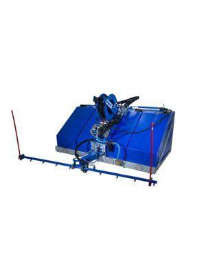 Dynaset hydraulisk højtryksrenser til rensning af vej KPL-XL-220 produktbillede