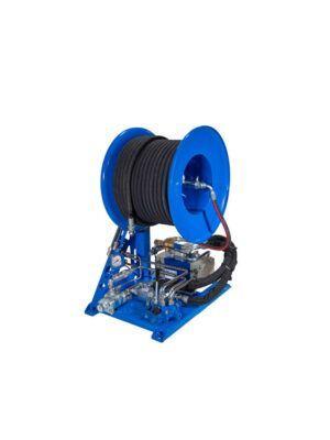 Dynaset hydraulisk højtryksrenser til rensning af rør PPL 200 produktbillede