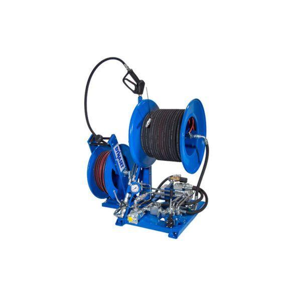 Dynaset hydraulisk højtryksrenser til rensning af rør PPL 220 produktbillede