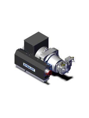 Dynaset hydraulisk magnet generator HMG PRO 30-40 serie produktbillede